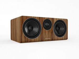 Acoustic Energy AE107 in Walnut