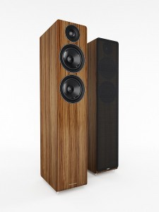 Acoustic Energy AE109 in Walnut