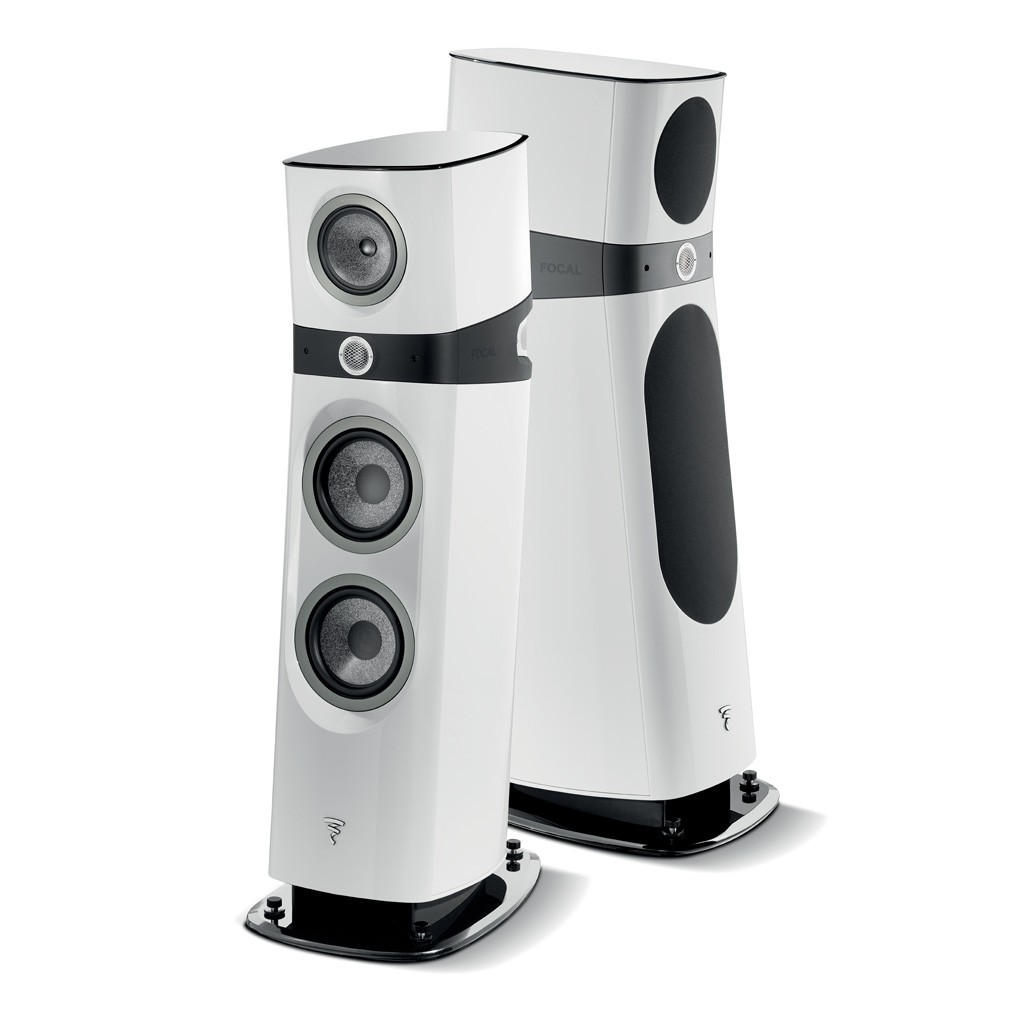 Focal Sopra No2 Carrera White
