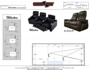 CinemaTech Seating design Page 2
