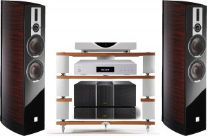 Gold Standard Audio system
