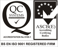 ISO 9001:2000 Registered