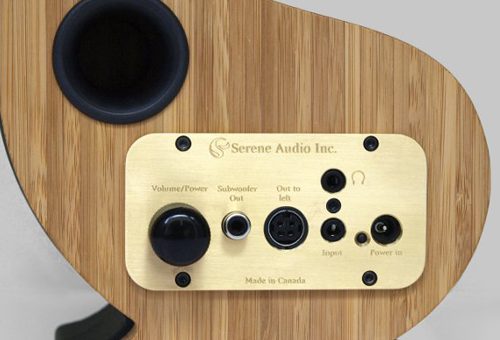 Serene Audio active panel
