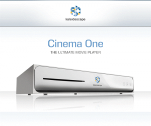 Kaleidescape Cinema One