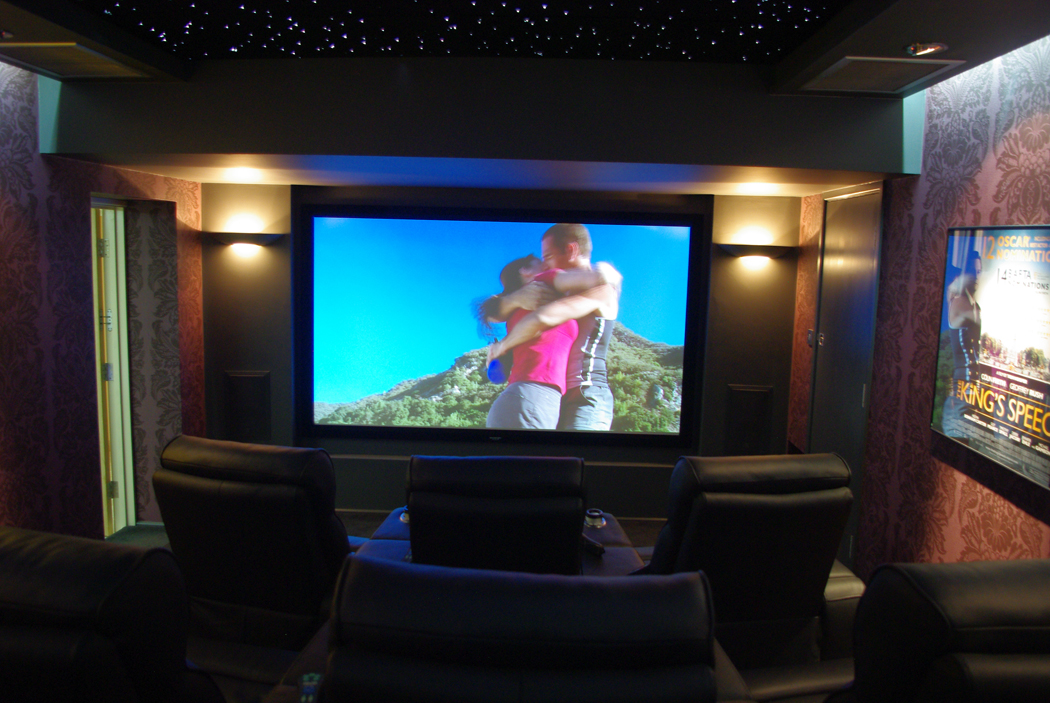 Home Cinema audio