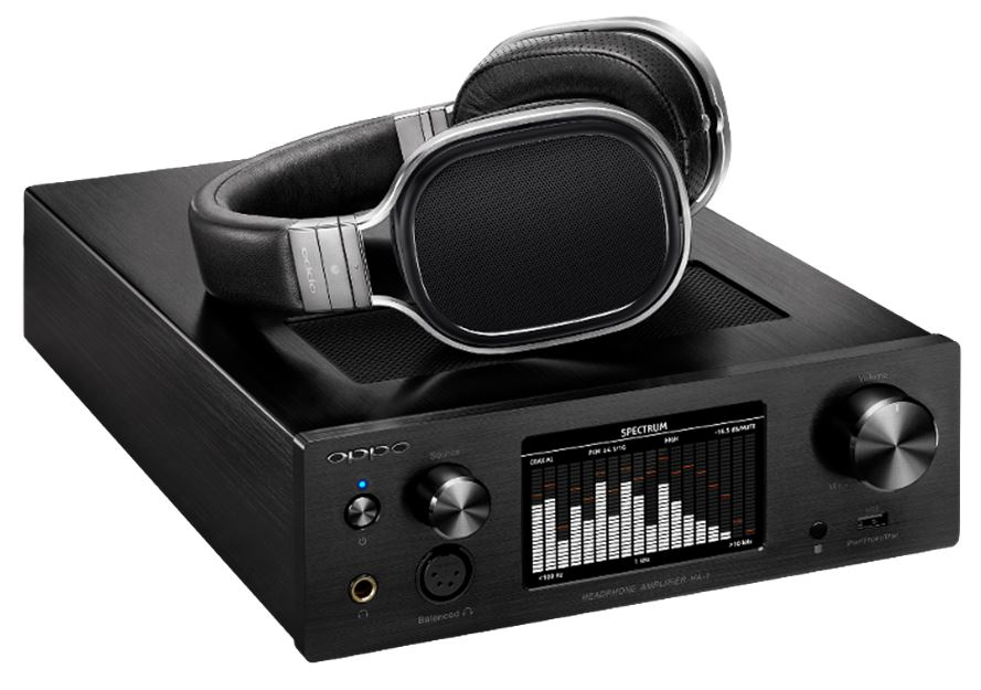 Oppo Headphone Amp HA1