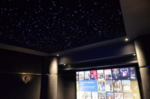 Home Cinema Star Ceiling