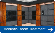 Acoustic Room Treatment
