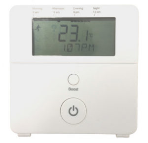 LightwaveRF smart thermostat