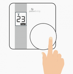 PassivLiving Heat smart thermostat