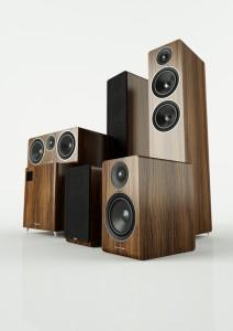 Acoustic Energy 100 series