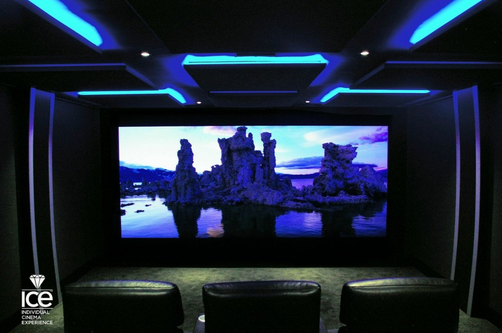 Ultimate Home Cinema Demonstration Room