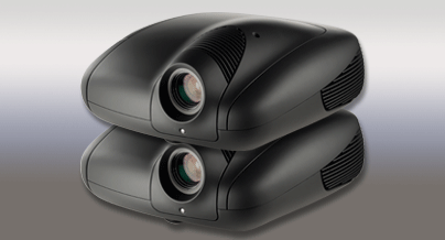 Sim2 Projectors The C3X Lumis 3D system