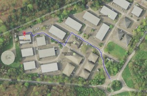 Calleva Park Satellite view
