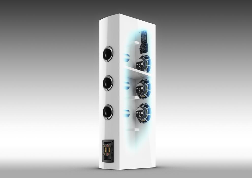 DALI rubicon speaker