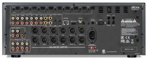 Arcam FMJ AVR860 back