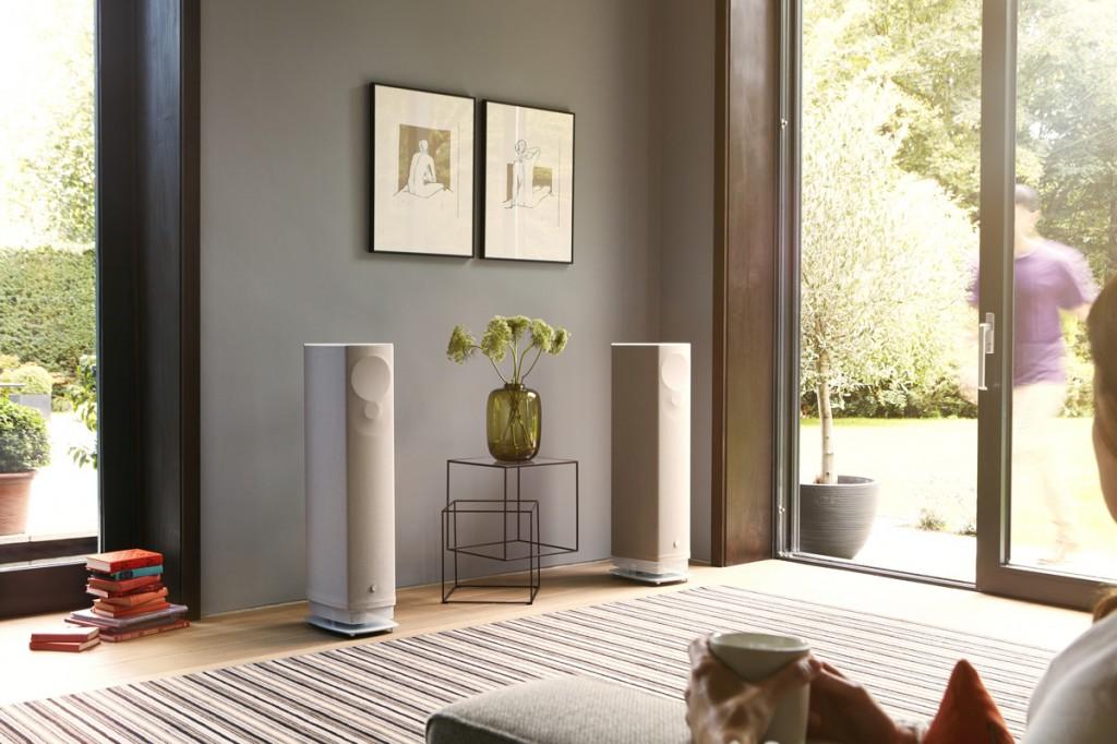 Linn 5 series 530 speakers