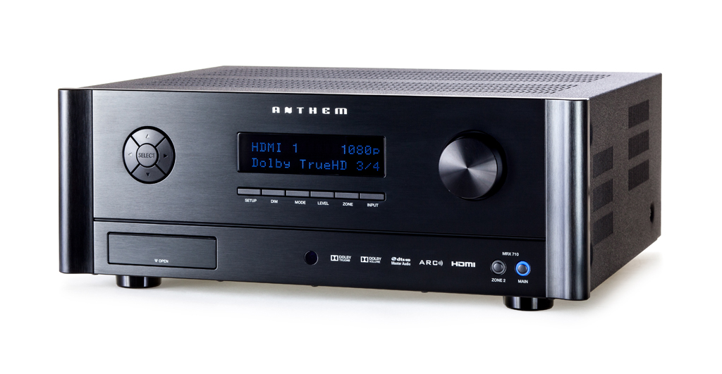 Anthem Surround Amps A V Receivers Surround Sound Systems