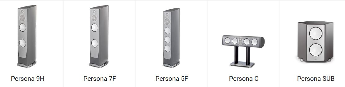 Paradigm Persona series
