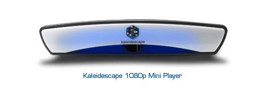 Kaleidescape Home Cinema Movie Server