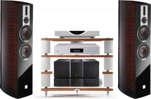 Gold Standard Audio system
