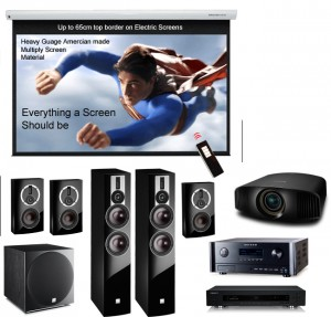 Silver Home Cinema Package