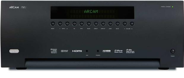 Arcam AVR750 front