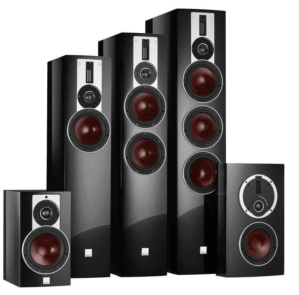 DALI Speakers - new Rubicon black