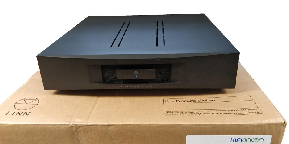 Akurate 2200 Power Amp