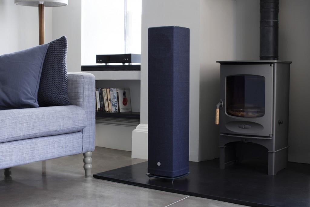 Linn 520 system - slate grey