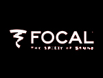 Focal logo black