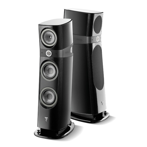 Focal Sopra No.2 in Black