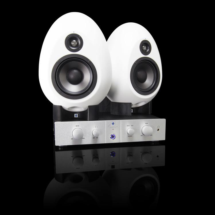 Egg150 Studio Monitor speakers