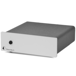 Phono Box S front