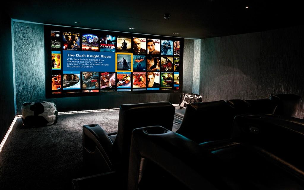Pulse Cinemas Demo room