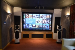 HiFi Cinema Showroom Old screen