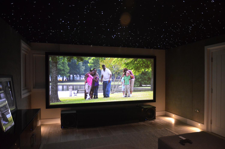 Cinemascope Dolby Atmos 7 4 2 Home Cinema | Case Studies | HiFi
