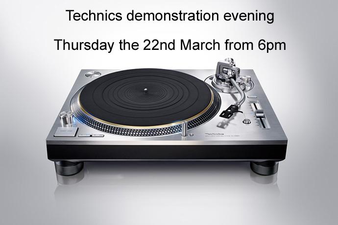 Technics Evening