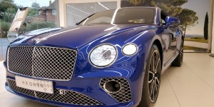Bentley Intercontinental GT