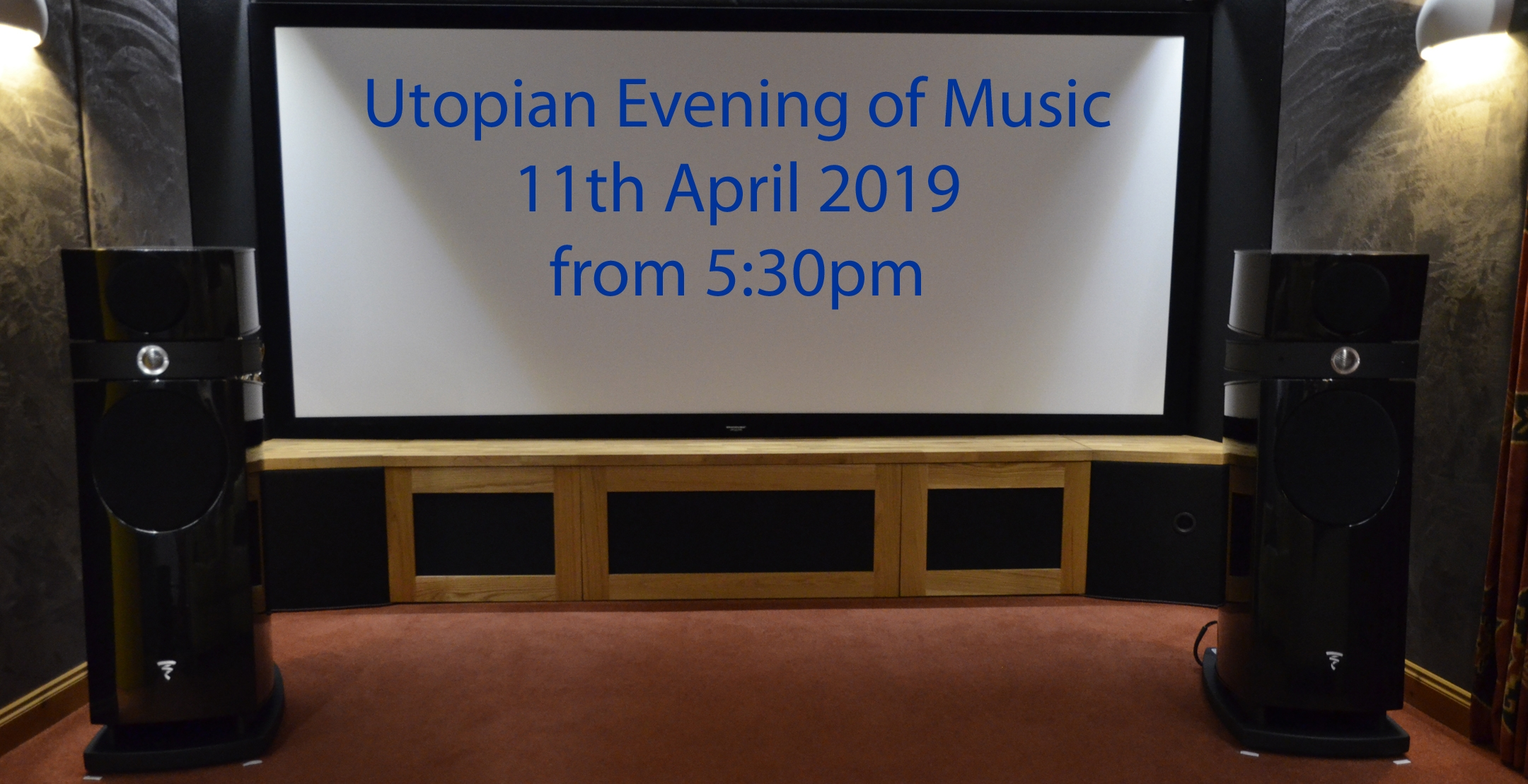 Utopian Evening of Music