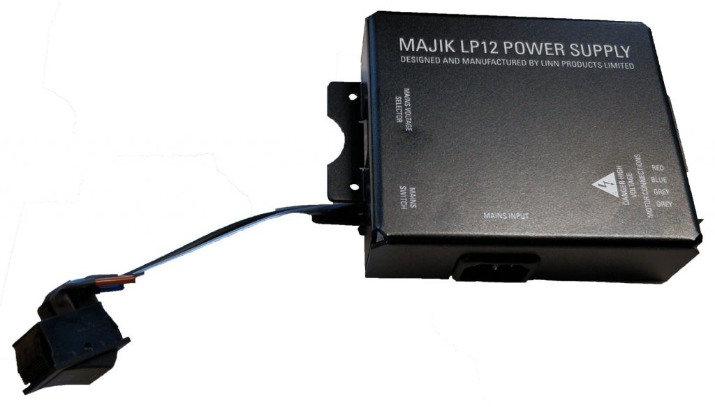 Linn Majik LP12 PSU with switch