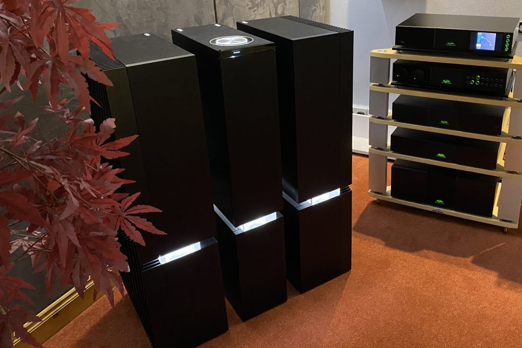 Naim Statement in our Showroom