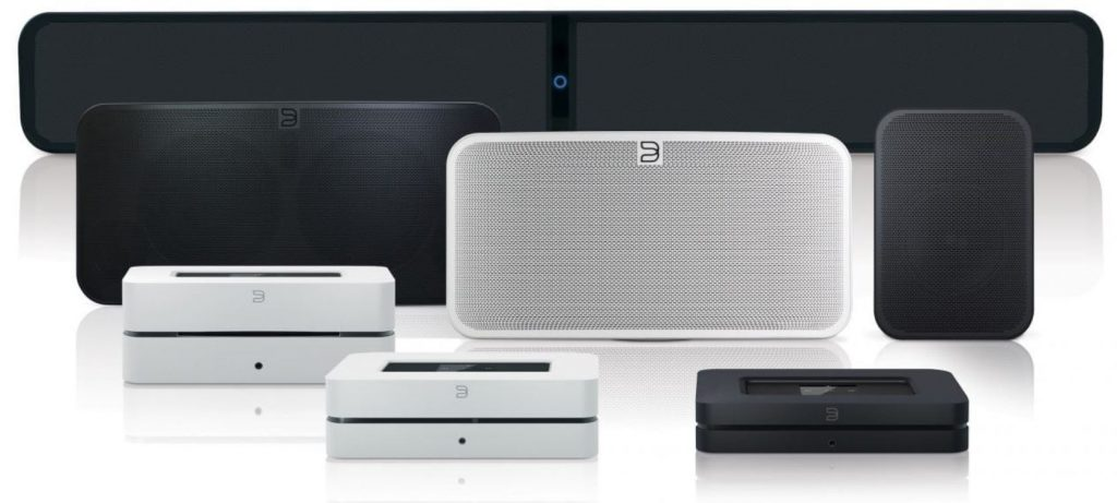 Bluesound products